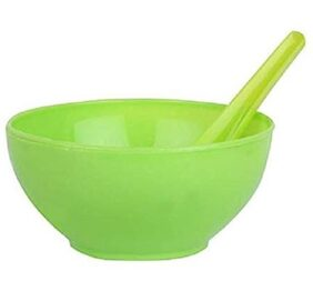 SAPWARE SOUP BOWL WITH 3 SPOON & 3 BOWL