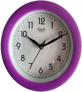 Sara  Quartz Wall Clock