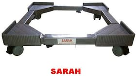 SARAH Plastic  Adjustable Top Loading Fully Automatic Washing Machine Trolley / Stand