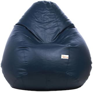 Terrific Buy Sattva Classic Xl Bean Bag With Beans Online At Low Machost Co Dining Chair Design Ideas Machostcouk