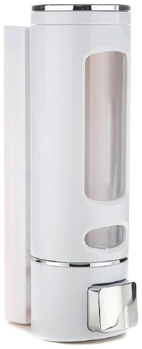 SBL White Innova TOTAL Home Heavy Duty Abs 400 ml Gel, Lotion, Conditioner, Soap, Shampoo Dispenser  (White)