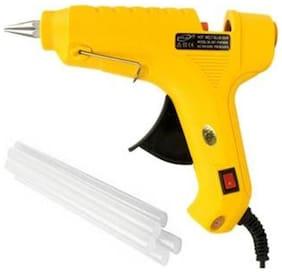 SCHOFIC 40 W Hot Melt Glue Gun With 30 Free Glue Sticks [SIZE 11MM X 20CM]