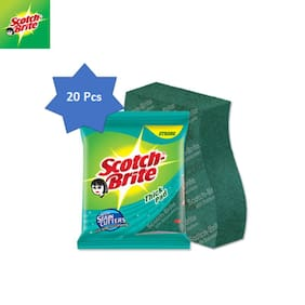 Scotch-Brite Thick Pad Small;1 pc (Pack of 20)