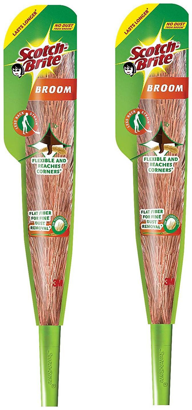 Scotch-Brite Plastic Brooms