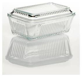 Seahawks Butter Dish Plate Set