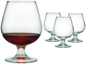 Secret World Present Brandy Wine Glass 310 Ml