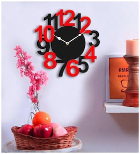 Sehaz Artworks Multi Wall clock