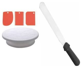 Sell Net Retail Plastic Multi Baking & icing tools ( Set of 3 )