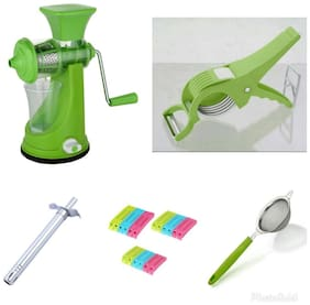Sell On Plastic Multi Kitchen Tool Combos ( Set of 7 )