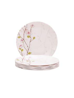Servewell Ivy Dora 6 Pieces Side/ Quarter Plates