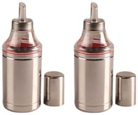 Set of 2 Oil dropper - 1000 ml each