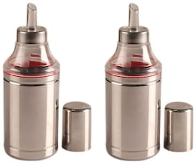 Set of 2 Oil dropper - 500 ml each