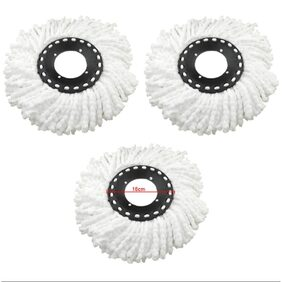 Set of 3 pcs Mop Heads for Magic Mops  Easy Mops and Spin Mops