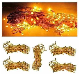 Set of 5 - Decorative Lights for All Festivals/ Occasions (5 ms each)