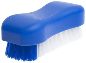 Shagun S-89 Brushtile Soft Hand Cloth Brush For Cleaning Cloths (Pack Of 1 Pcs.)