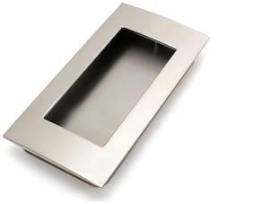 SHAKS TRADERS Brass Door handle ( Set of 1 )