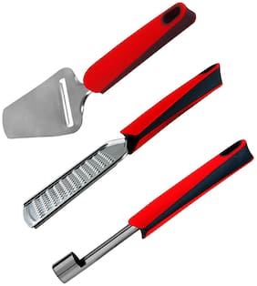 Shapes Stainless Steel All In One Multi ( Set Of 3 )