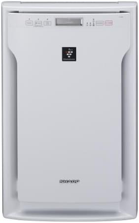 Sharp FUA80E-W Table top Air Purifiers ( White )