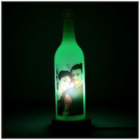 Ferns N Petals Shining Memory Personalized Lamp