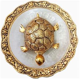 Shiv Mart Golden Tortoise