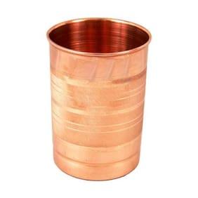SHIV SAHKTI ARTS Silver touch Copper glass