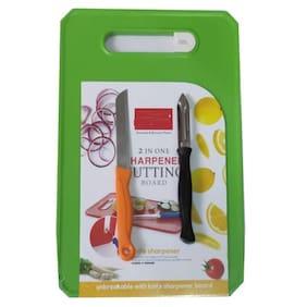 SHOPATRONES Plastic Assorted Kitchen Tool Combos ( Set of 3 )