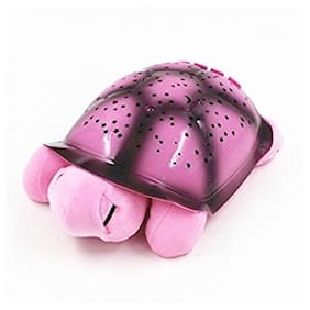 SHOPELEVEN GORGEOUS TORTOISE NIGHT SKY VISUAL DISPLAY CONSTELLATION NIGHT LIGHT, TURTLE NIGHT SKY STAR PROJECTOR TABLE LAMP FOR KID / ROMANTIC COUPLES