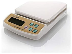 Shopeleven Kitchen Weighting Scale Electronic Multipurpose for Precise Cooking in Kitchen and for Gym Freaks with Max Capacity