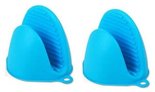 SHOPELEVEN Silicone Assorted Utensil holders ( Set of 2 )