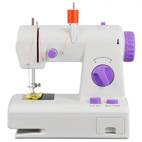 Shopper52 New Double Thread Double Speed Sewing Machine (FHSM-338 - DTHESEWM)