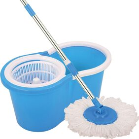 Shopper52 Easy Mop Floor Cleaning Mop For Home Kitchen Office - MGMP