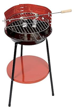 Shopper52 Portable Foldable Ronde Barbecue Grill Rack Oven - RONDEBQ