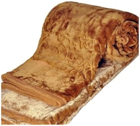 Shopping store Winter Soft Double Bed Mink Floral Blanket Reveresible Blanket