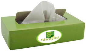 Shrayati Facial Tissues l 2 Ply l 300 Pulls l Pack of 2