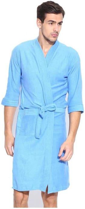 Shree Jee Bath Robe Towel For Men(Pack Of 1)