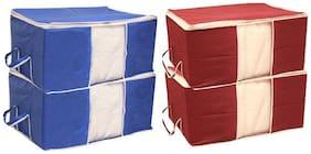 Shree Jee Blanket Covers/Bags(Pack Of 4)