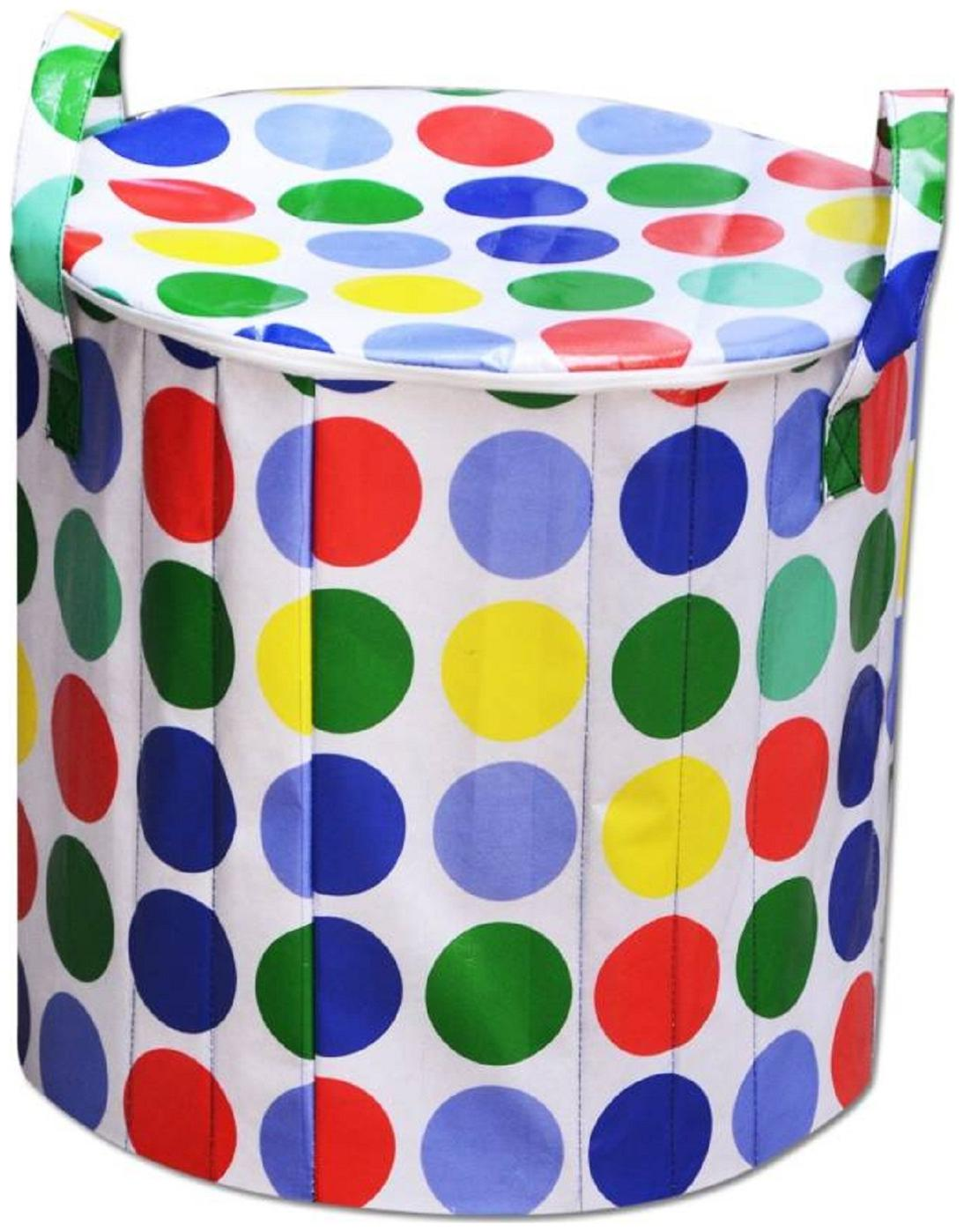 Shree jee more than 20 l stylish colourful laundry bags