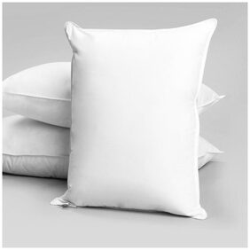 Shree jee Plain Bed/Sleeping Pillows(Pack of 3))