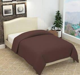 Shree Jee Premium Quality Single Bed Fleece Blanket (Pack of 1))