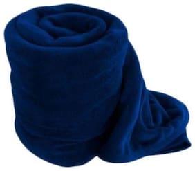 Shree Jee Single Bed Fleece Blanket (Pack of 1)