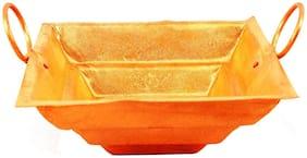 Shri Anand Copper Hawan Kund (L*B 6*6 inch)