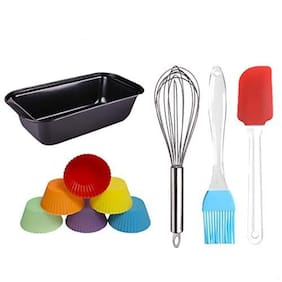 Shrines Silicone Multi Bakeware combos ( Set of 5 )
