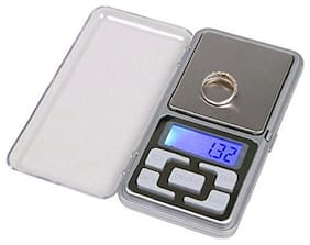Shrines Digital Display for measuring jewellery weighing scale 0.1 Gm to 200 Grams Mini Pocket Weight machine