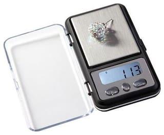 Shrines Digital Display 0.1 Gm to 200 Grams Mini Pocket Weight Scale Measurement Weighing Machine jewellery weighing machine