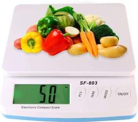 Shrines SF-803 Modular Kitchen Weight Scale,1 gm to 30 kg Weight Range