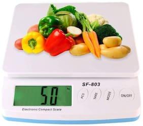 Shrines SF-803 Modular Kitchen Weight Scale, 1 gm to 30 KG Weight Range