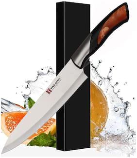 Shruthi YingGuns Japanese Chef Knife Rugged 6 inch Blade Long Lasting Metal PVC Grip Multitasker Knife for Chopping, Dicing, Slicing, Vegetable, Fruits & Meat Etc