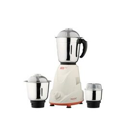 SignoraCare  Eco Matic 550 W Mixer Grinder (White)