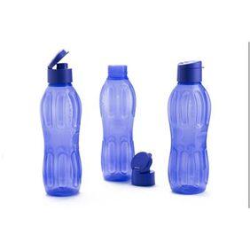 Signoraware FlipTop Aqua Bottle 1 Ltr. Set of 3