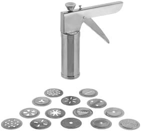 Silver Steel Kitchen Press